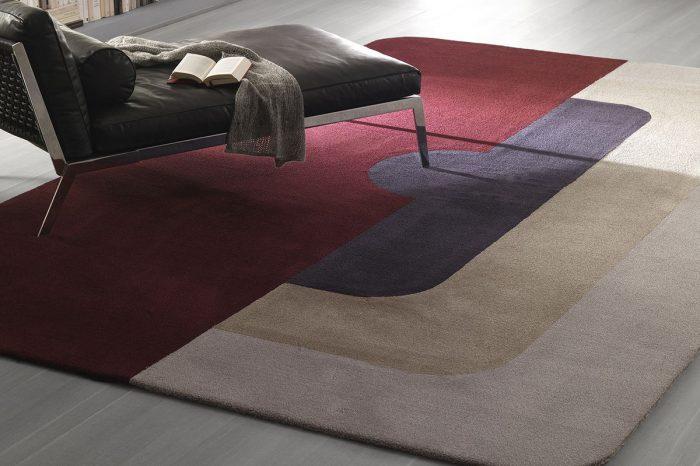 Besana carpet personalizzabile in colori e misure