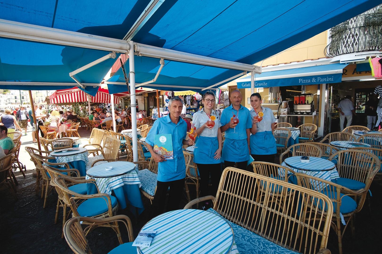 Bar Aprea - Capri Marina Grande