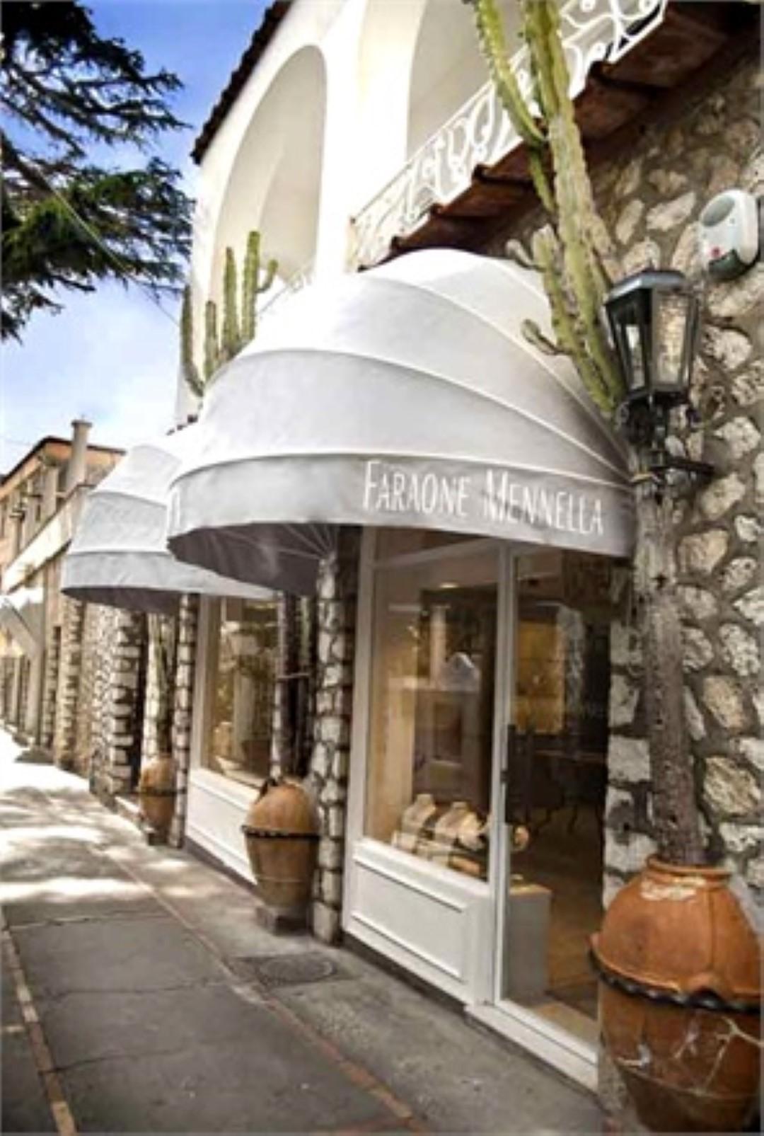 Orafo FARAONE MENNELLA - Capri