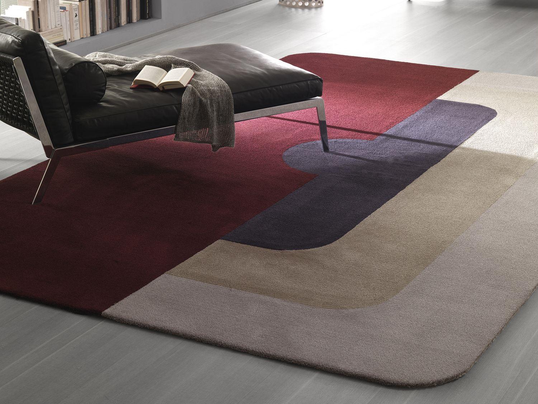 Besana carpet con possibilità di personalizzazione in misure e colori