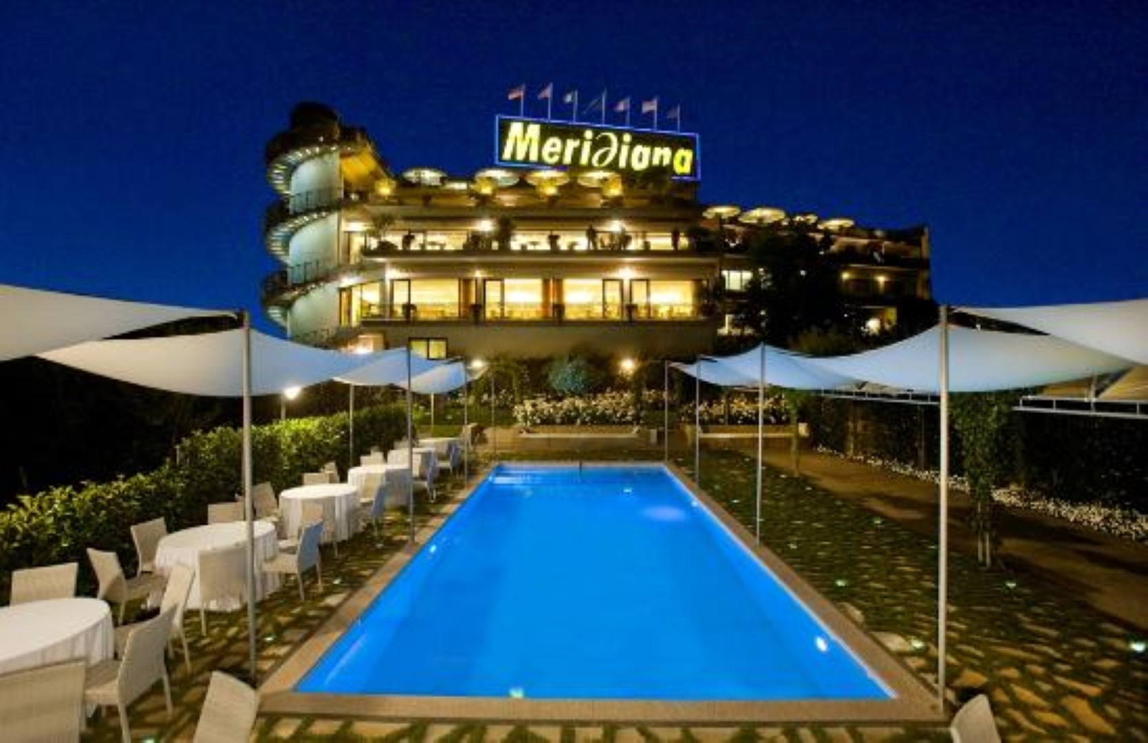 Hotel MERIDIANA - Lettere